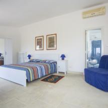 Suite Mansarda (letto)